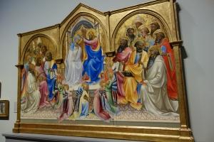 Religion dominates 15th century art